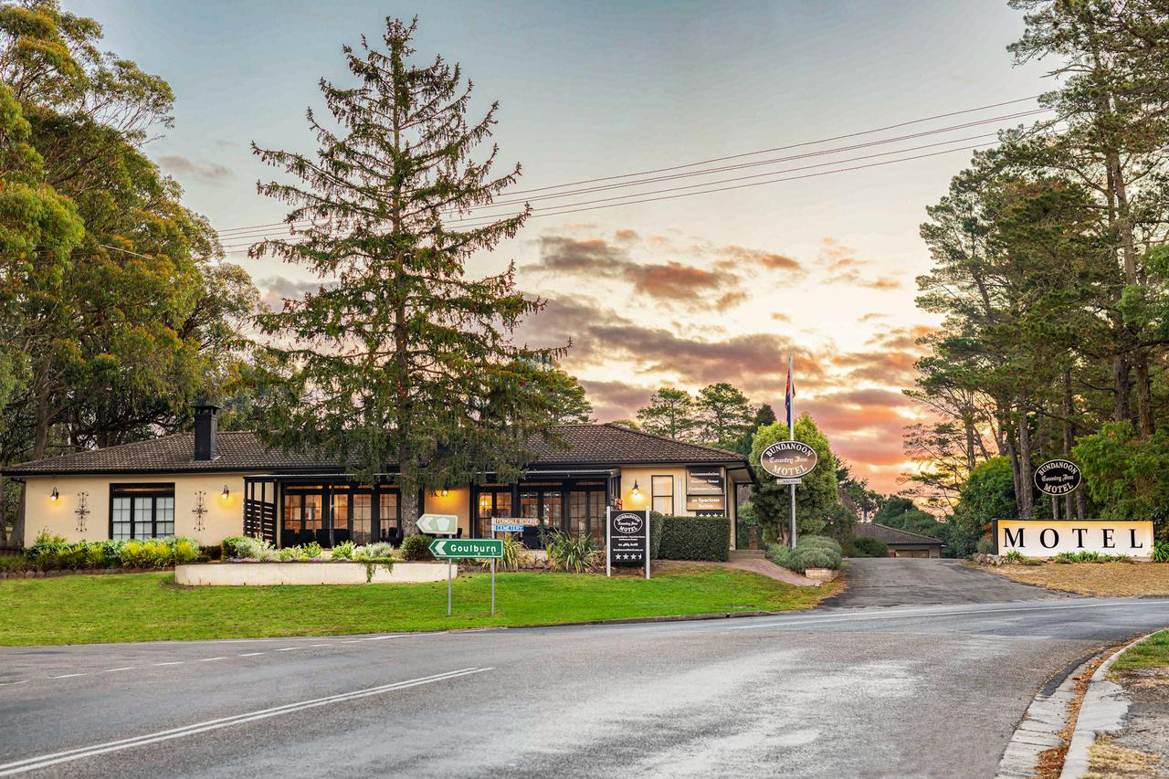 Bundanoon Country Inn Motel - Accommodation Cairns