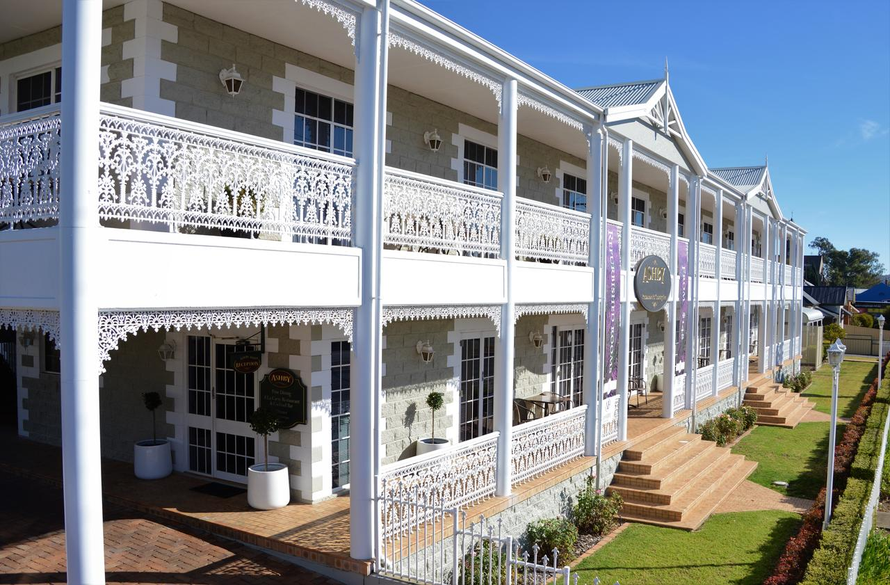 Ashby House Motor Inn - Accommodation Cairns