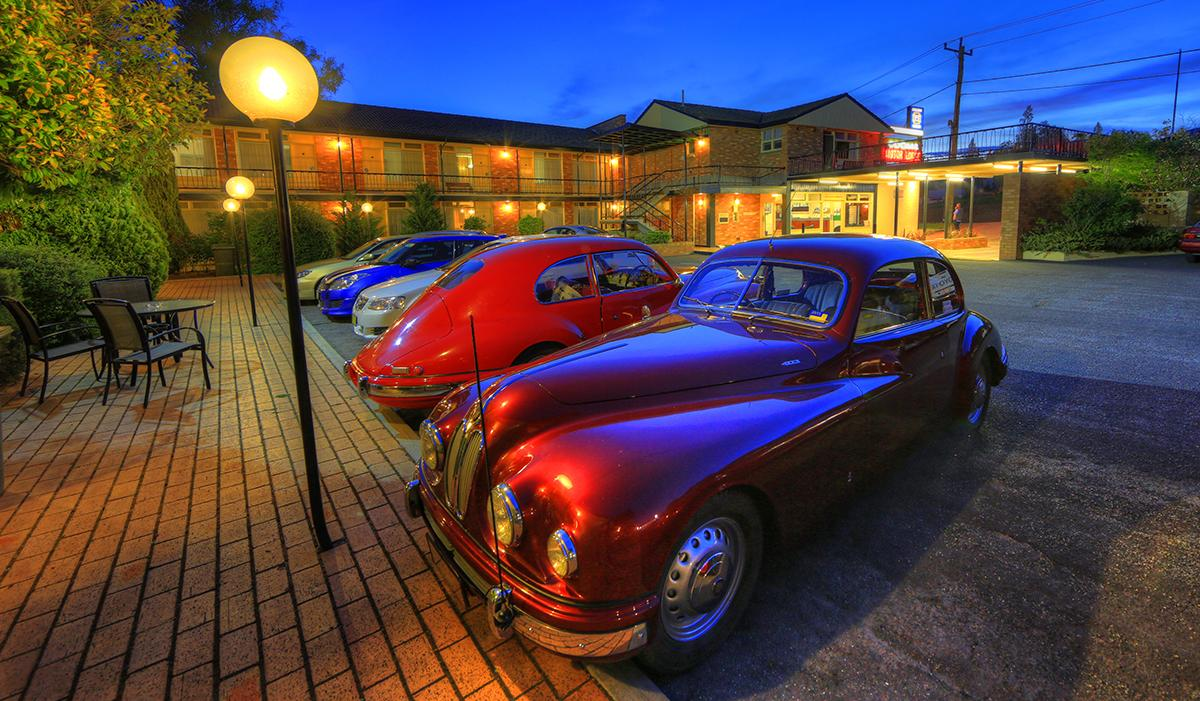 Cooma Motor Lodge Motel - Accommodation Cairns