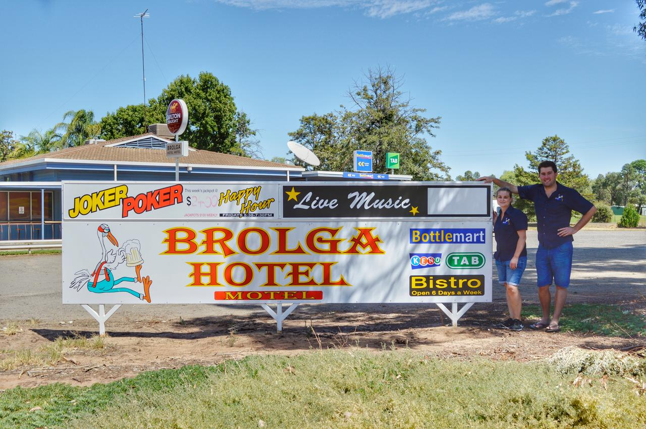 Brolga Hotel Motel - Coleambally - Accommodation Cairns