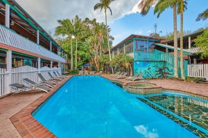 Arts Factory Lodge - Accommodation Cairns
