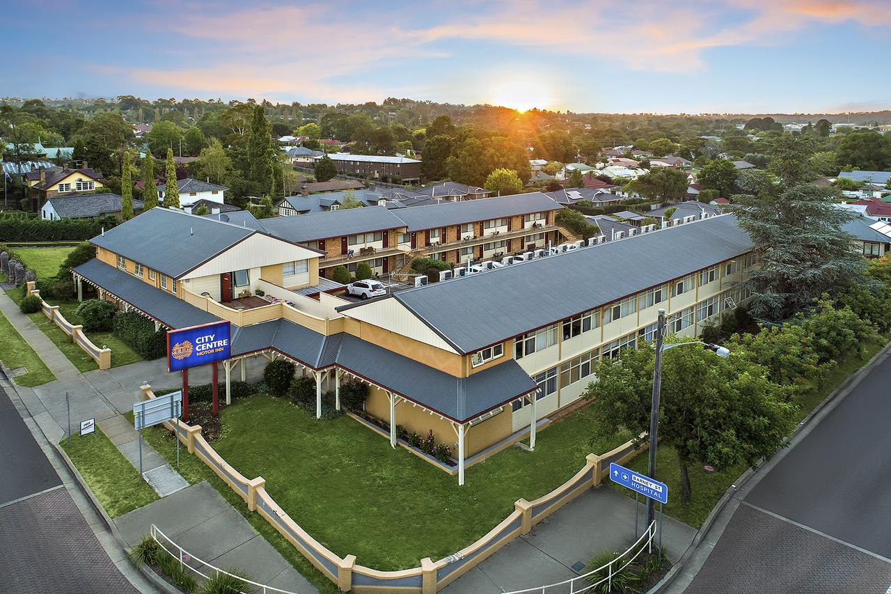 City Centre Motor Inn - Accommodation Cairns