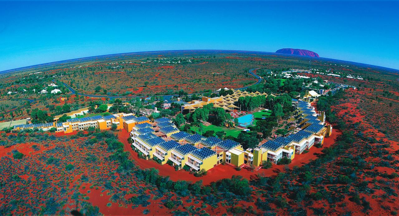 Sails in the Desert - Accommodation Cairns