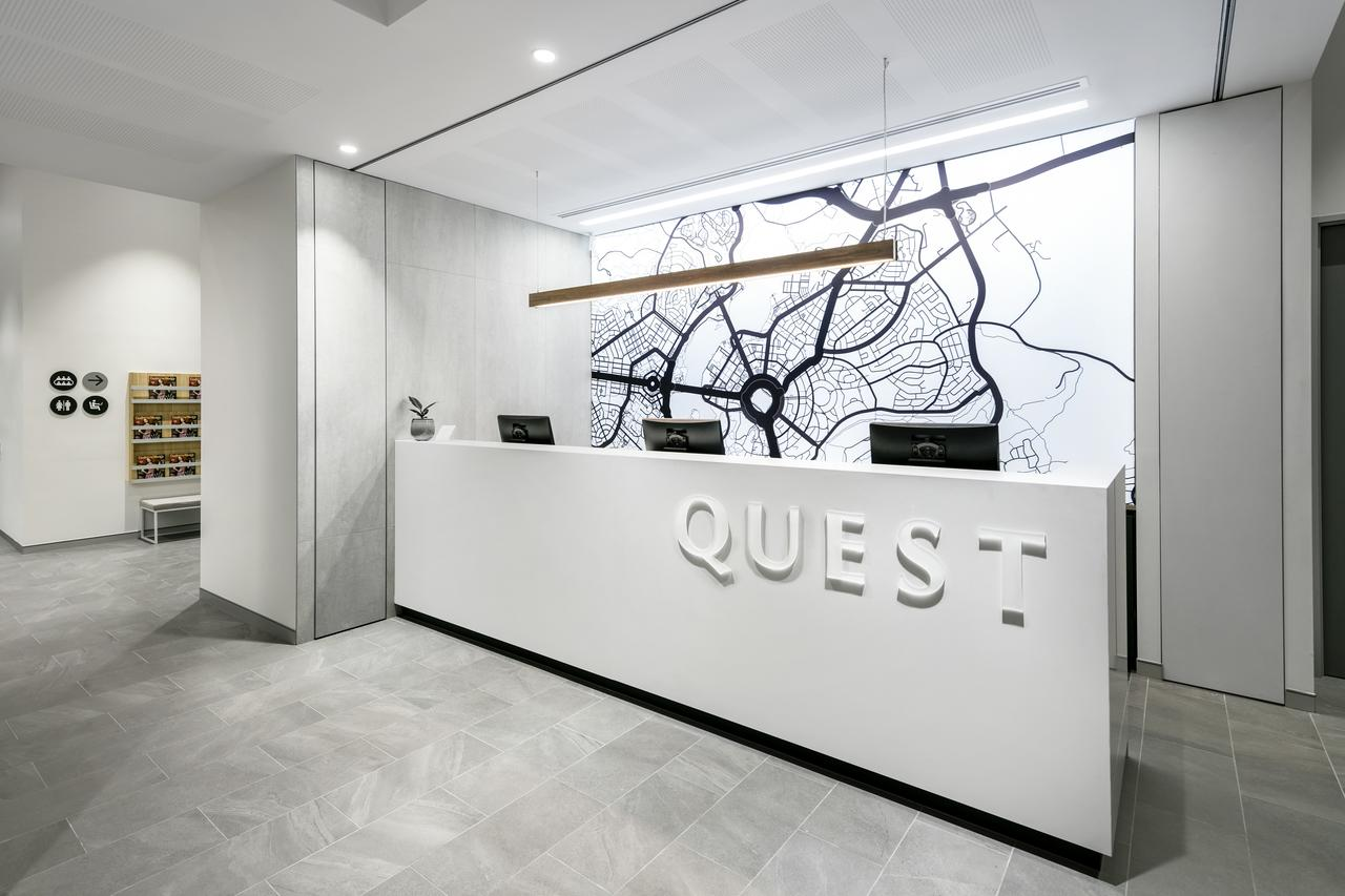Quest Canberra City Walk - Accommodation Cairns