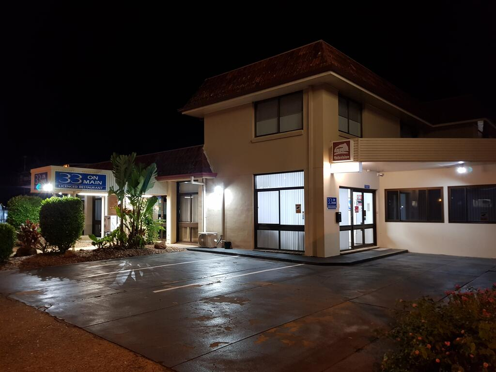 Caravilla Motor Inn - Accommodation Cairns