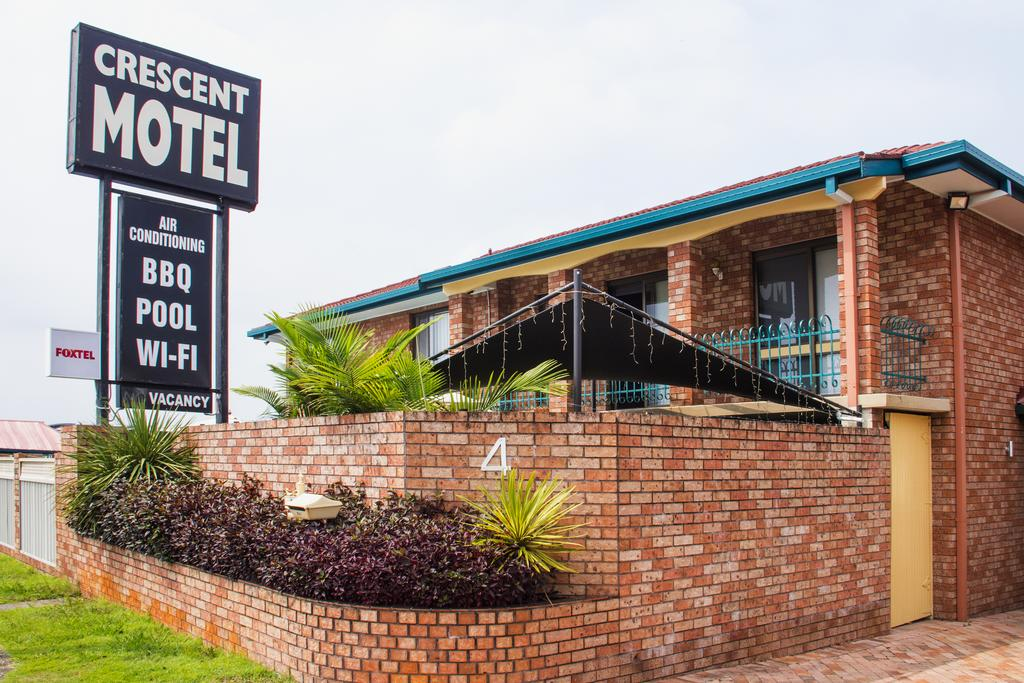 Crescent Motel Taree - Accommodation Cairns