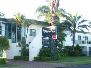 McNevins Maryborough Motel - Accommodation Cairns