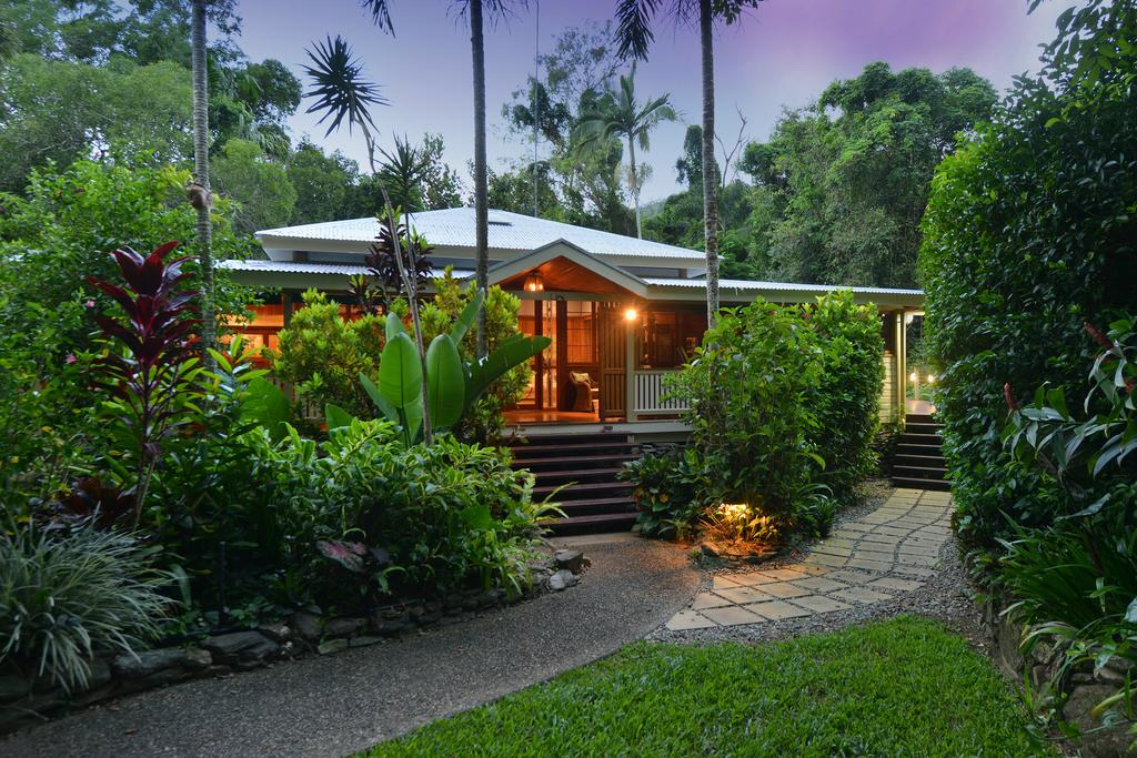 Port Douglas Valley Retreat - Accommodation Cairns