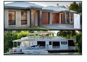 Renmark River Villas and Boats  Bedzzz - Accommodation Cairns
