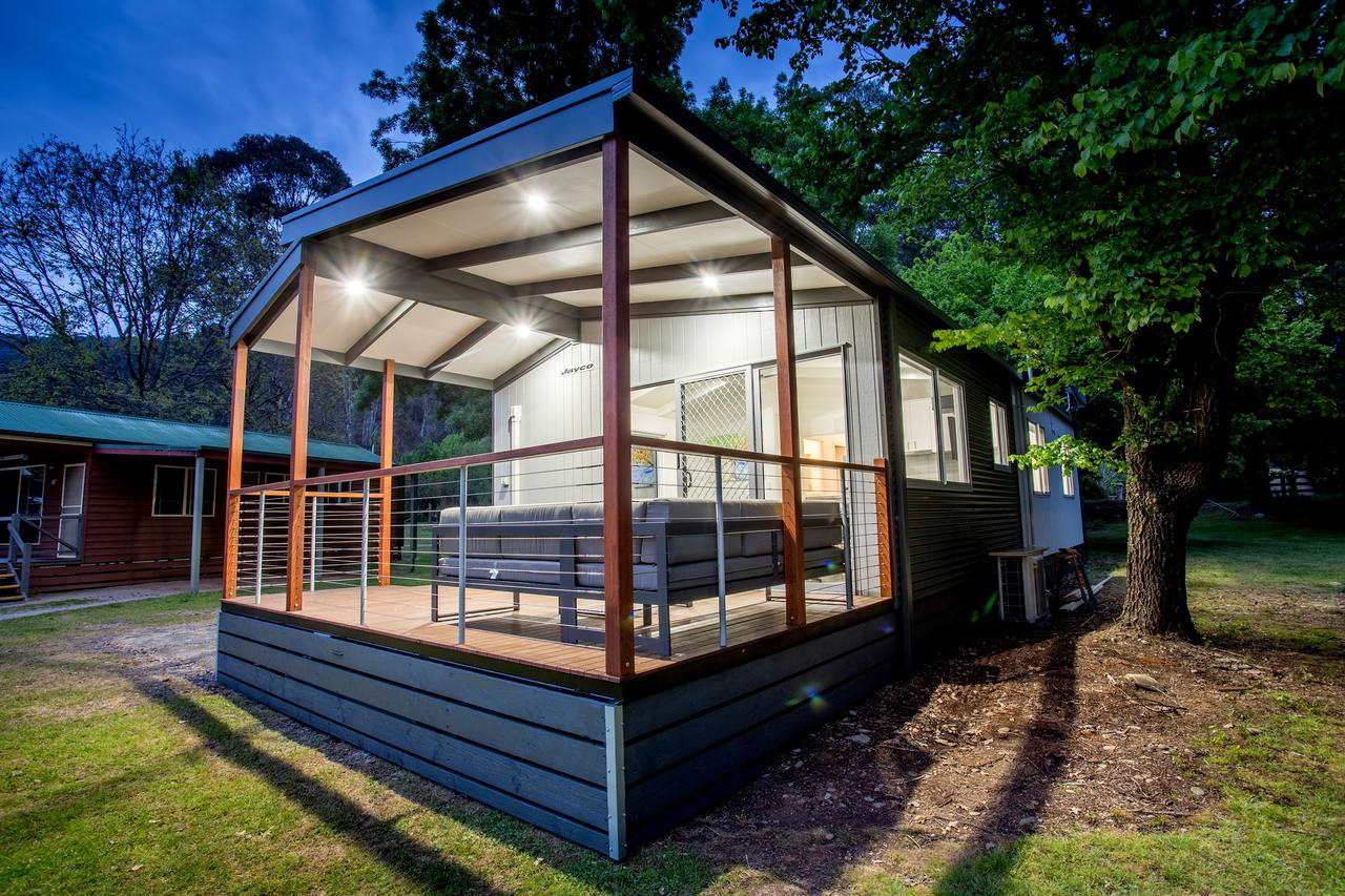 Bright Freeburgh Caravan Park - Accommodation Cairns