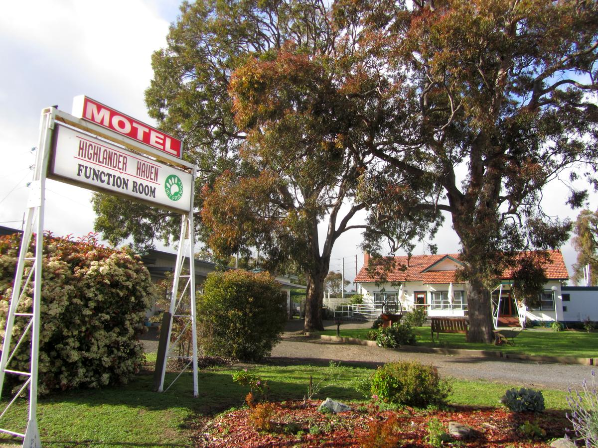 Highlander Haven Motel - Accommodation Cairns