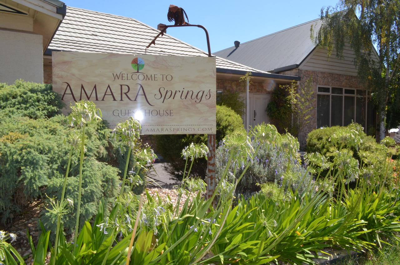 Amara Springs Guest House - Accommodation Cairns