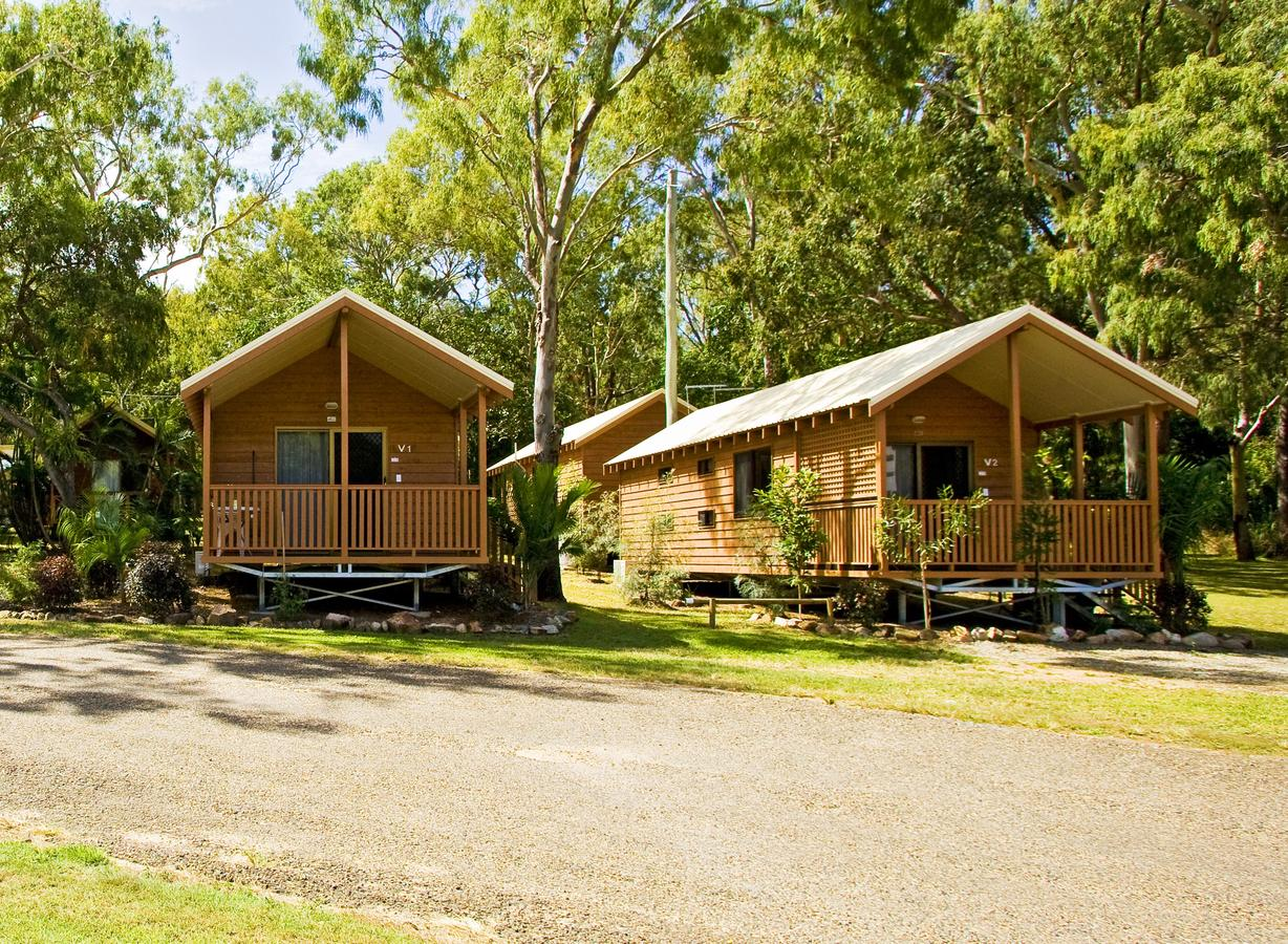 Captain Cook Holiday Village 1770 - Accommodation Cairns