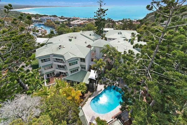 The Lookout Resort Noosa - Accommodation Cairns