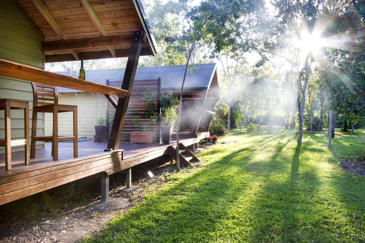 Airlie Beach Eco Cabins - Accommodation Cairns