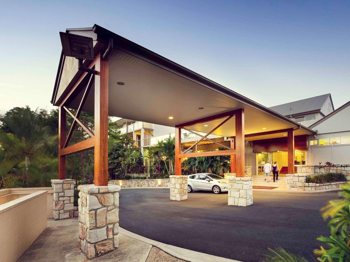 Mercure Clear Mountain Lodge - Accommodation Cairns