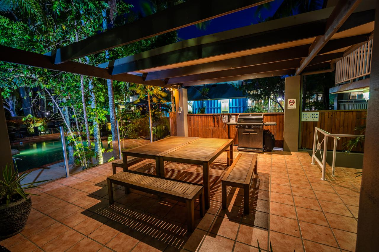 Paradise On The Beach Resort - Accommodation Cairns