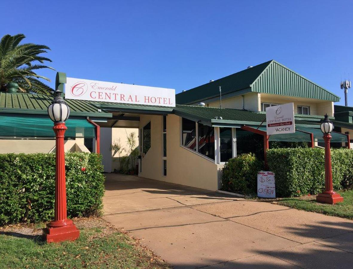 Emerald Central Hotel - Accommodation Cairns
