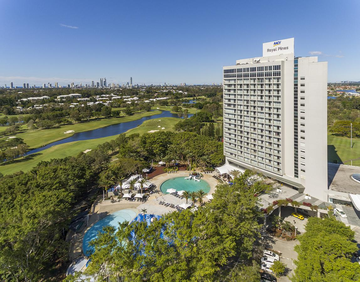 RACV Royal Pines Resort Gold Coast - Accommodation Cairns