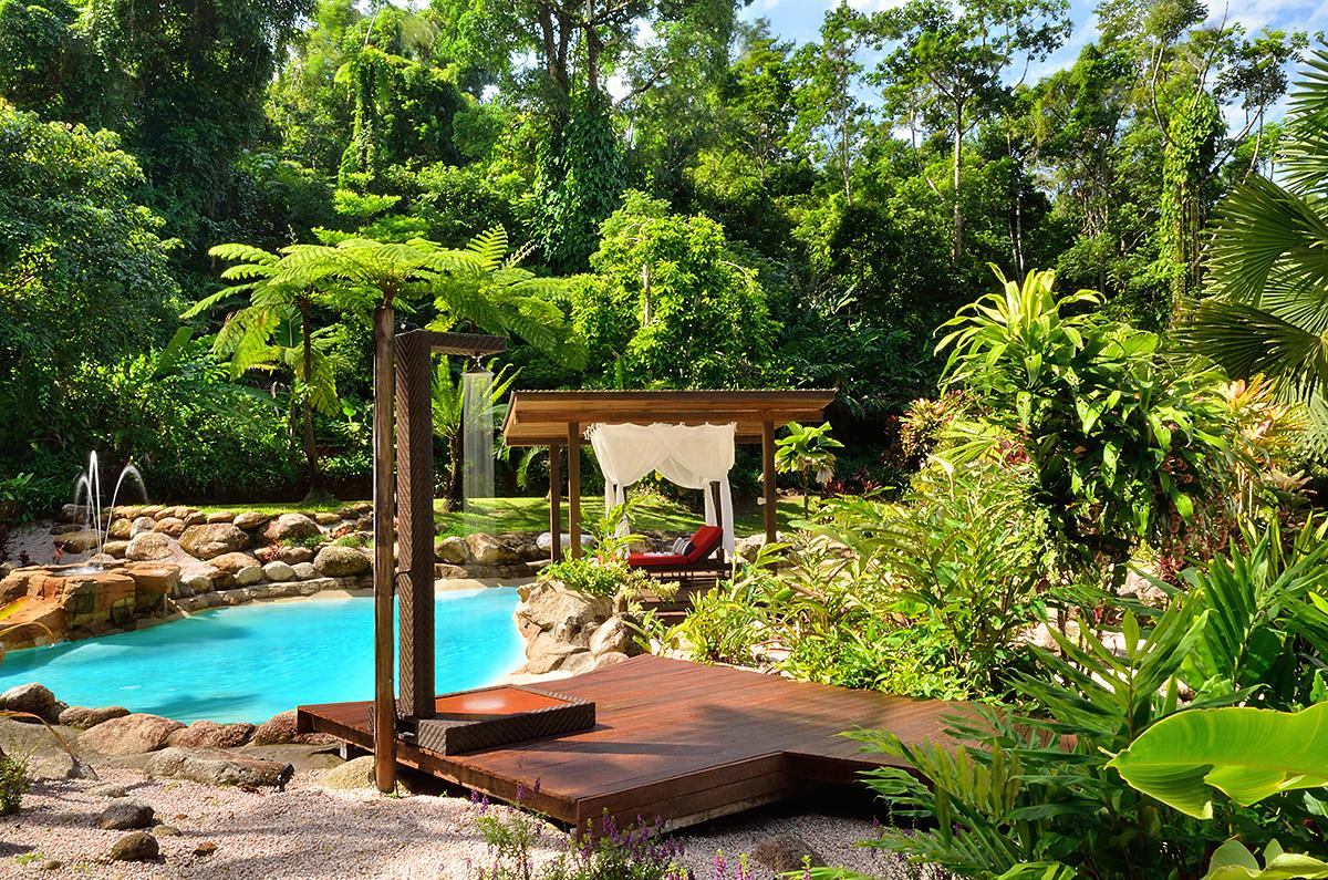 Misty Mountains Rainforest Retreat - Accommodation Cairns