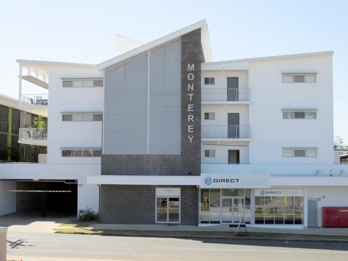 Direct Hotels - Monterey Moranbah - Accommodation Cairns