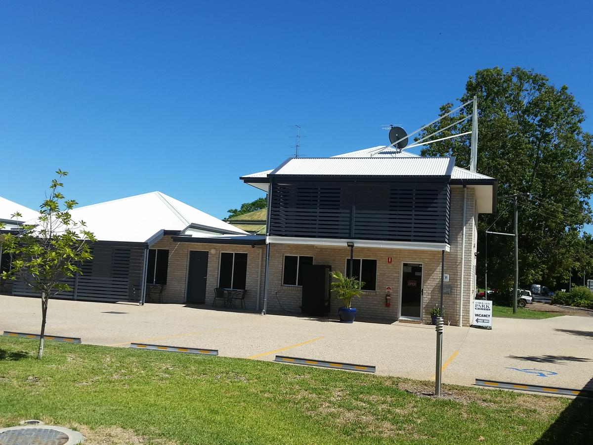 Emerald Park Motel - Accommodation Cairns