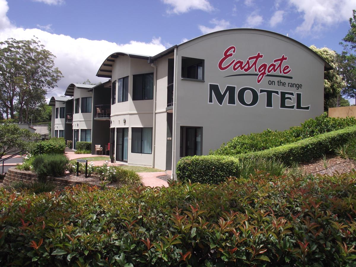 Eastgate Motel on the Range - Accommodation Cairns
