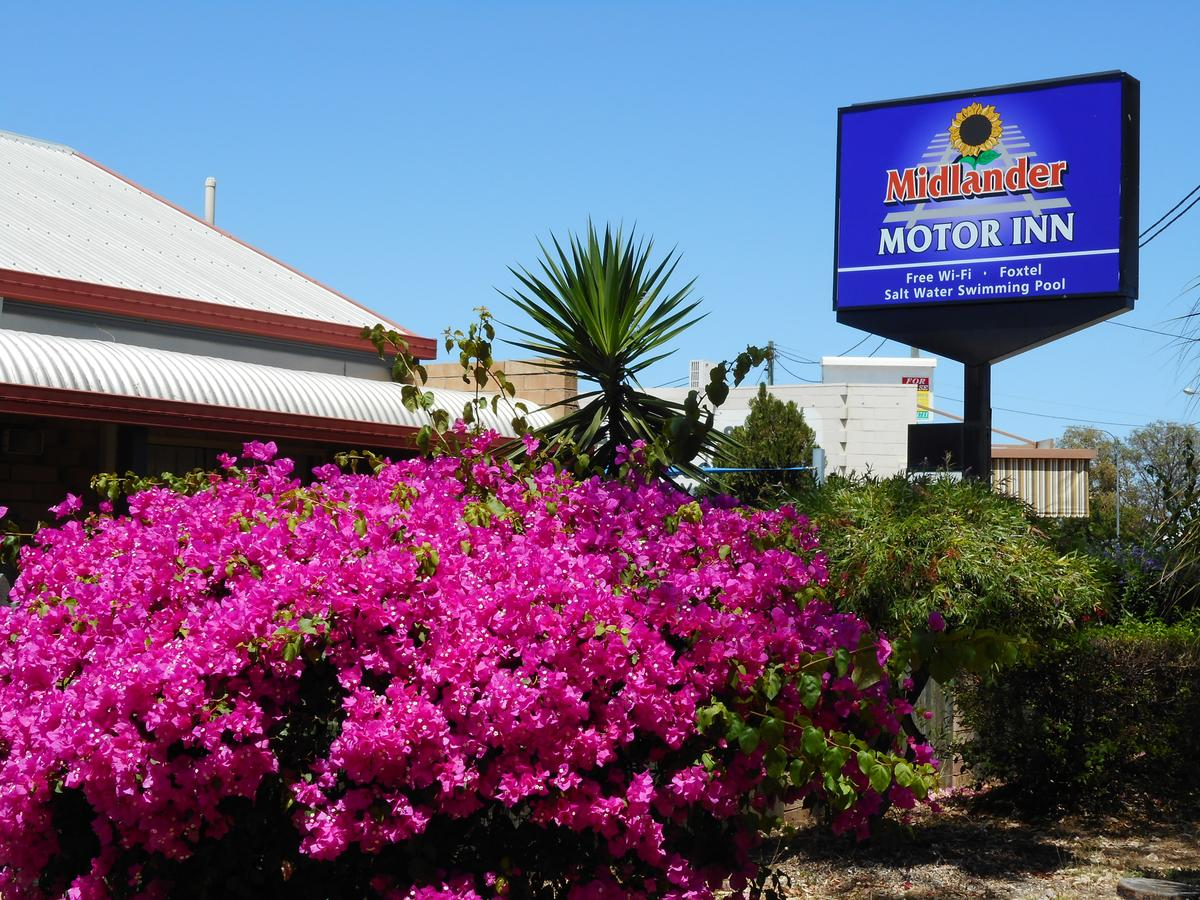 Midlander Motor Inn - Accommodation Cairns