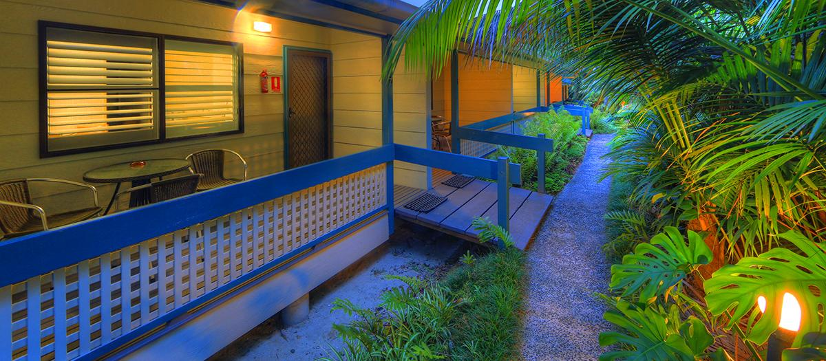 Somerset Apartments - Accommodation Cairns