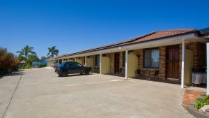 Aalbany Motel Narrabri - Accommodation Cairns