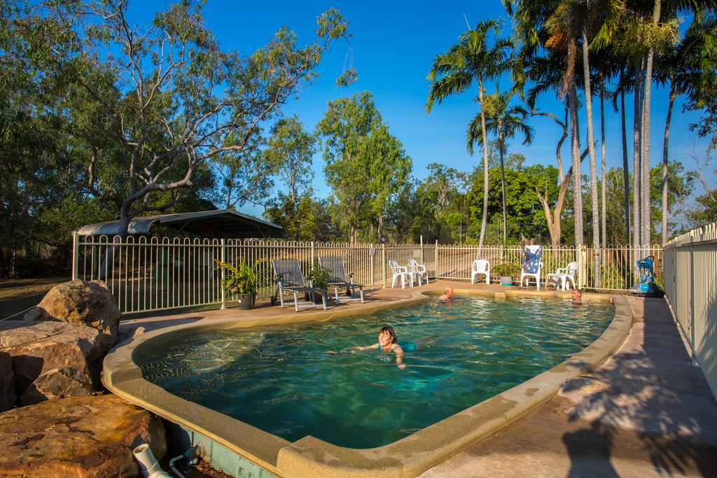AAOK Lakes Resort and Caravan Park - Accommodation Cairns