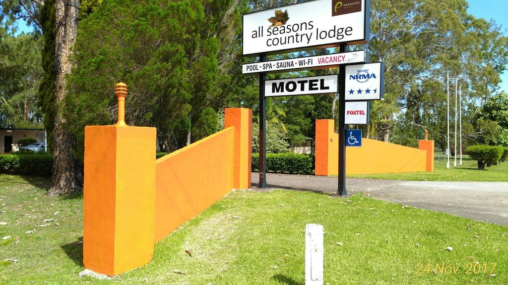 All Seasons Country Lodge - Accommodation Cairns