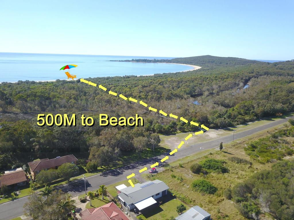 Beachcomber at South West Rocks Pet Friendly - Accommodation Cairns