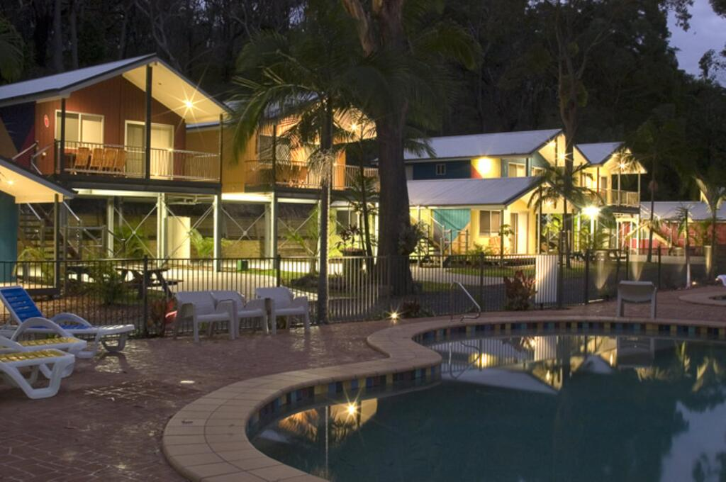 BIG4 Nambucca Beach Holiday Park - Accommodation Cairns