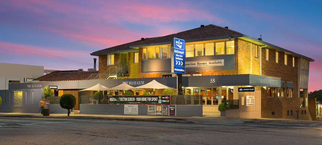 Blue Gum Hotel - Accommodation Cairns